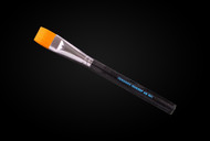 Medium 3/4 Inch Paradise Makeup AQ Clear Handle Prisma Brush