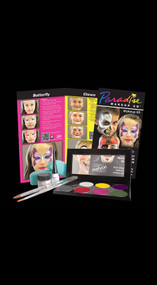 Premium Children's Face Painting Kit Paradise Makeup AQ