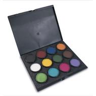 12 Color Style A Paradise Makeup AQ ProPalette
