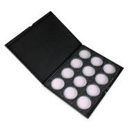 Empty 12 Color Paradise Makeup AQ Professional Size Palette