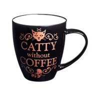 Catty Without Coffee Mug