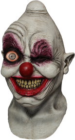 Crazy Eye Clown Image