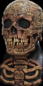 Aztec Skull Image