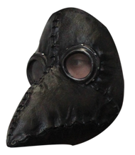 Plague Doctor Black Image