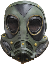 M3A1 Gas Mask Image