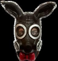 Bunny Gas Mask Image