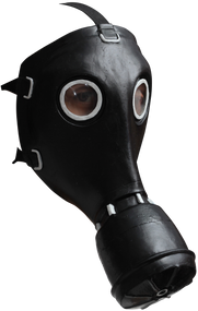 GP-5 Gas Mask (Black) Image