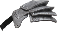 Pauldron Silver Image