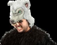 Gray Wolf Helmet Image