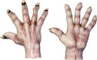 Evil Hands Flesh Image