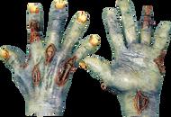 Zombie Undead Hands Image