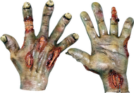 Zombie Rotted Hands Image