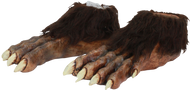 Wolf Feet Deluxe Image