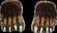 Wolf Feet Image