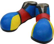Clown Shoes Image