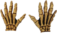 Bones Skeleton Gloves Image