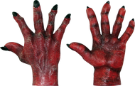 Evil Hands (Red) Image