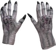 Monster Claws (White) Image