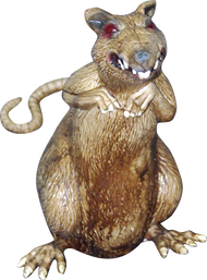 Disgusting Rat Image