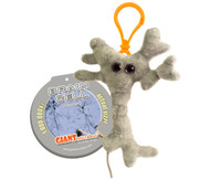 Brain Cell Keychain