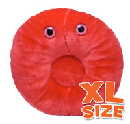 10 Inch Extra Large Red Blood Cell