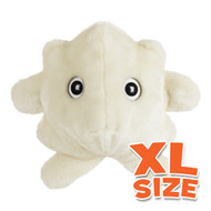 10 Inch Extra Large White Blood Cell