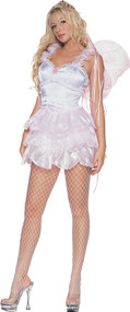PIXIE WITH WINGS LARGE PINK