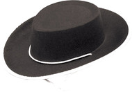 COWBOY HAT BLACK CHILD
