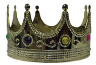 CROWN JEWELED