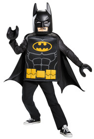 BATMAN LEGO CLASSIC CHILD 7-8
