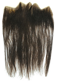 BEARD FULL DK BROWN HUMAN HAIR