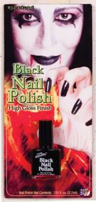 NAIL POLISH BLACK