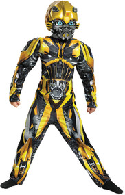 BUMBLEBEE CHILD MUSCLE 10-12