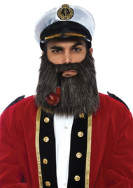 CAPTAIN KIT INCLUDES BEARD PIP
