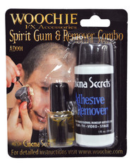SPIRIT GUM WITH REMOVER CARDED