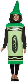 CRAYOLA CHILD GREEN 7-10