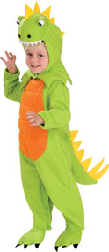 DINOSAUR CHILD COSTUME SMALL