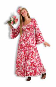 FLOWER CHILD DRESS ADULT