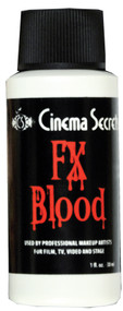 BLOOD FX CARDED