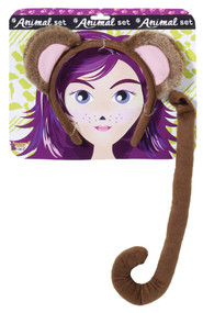 MONKEY WITH TAIL KIT