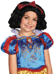 SNOW WHITE CHILD WIG