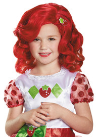 STRAWBERRY SHORTCAKE CHILD WIG