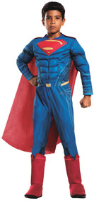 SUPERMAN DLX CHILD LG