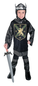WARRIOR KING CHILD COSTUME SM