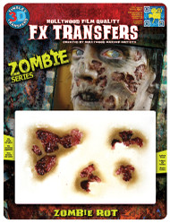 ZOMBIE MD ROT 3D FX