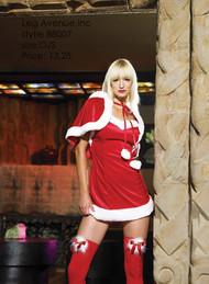 CAPE CHRISTMAS SEXY