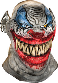 CHOPPER LATEX CLOWN MASK