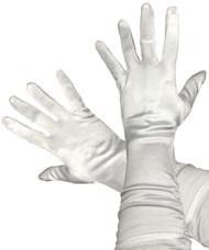 GLOVES OPERA ADULT WHITE