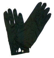 GLOVES THEATRCL W SNAP BLK