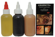 GELEFECTS THREE COLOR KIT